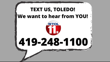 Save WTOL in your phone so you can text us with tips & videos