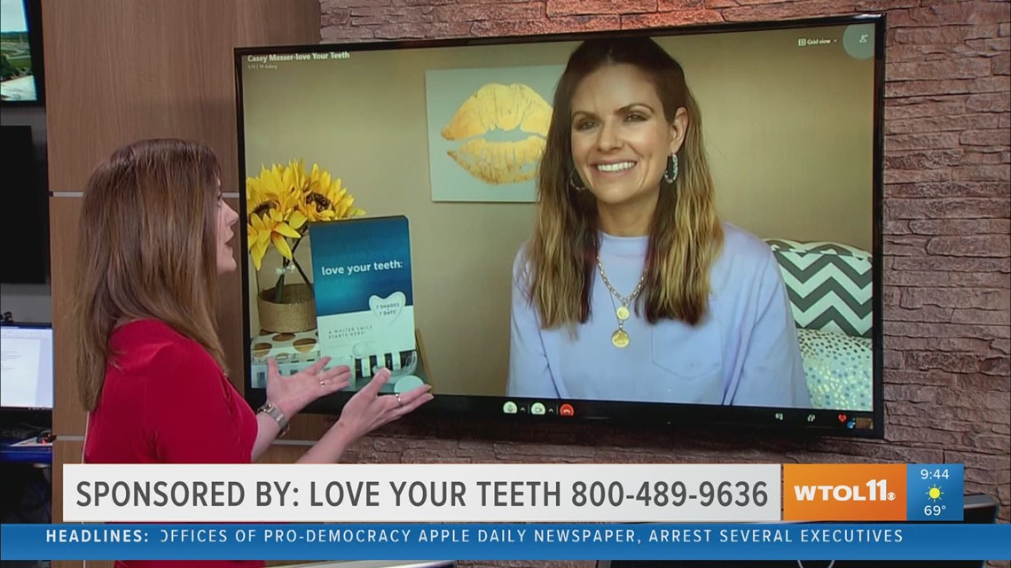 Brighten your smile with Powerswabs