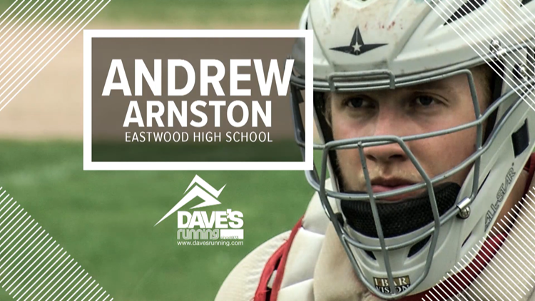 Athlete of the Week: Eastwood's Andrew Arntson