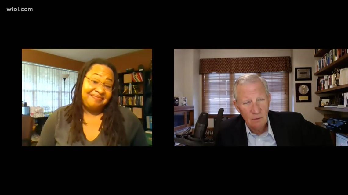 Dr. Montia Mungo Associate Professor of Sociology, University of Toledo - Part two | Leading Edge July 18