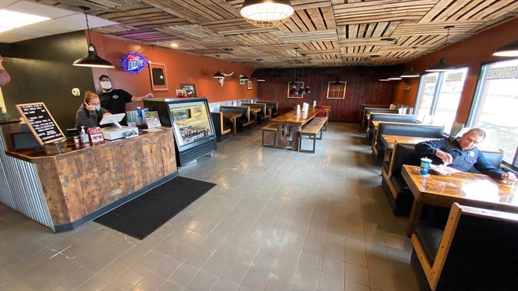 Jimmy G's Barbeque reopens after renovations