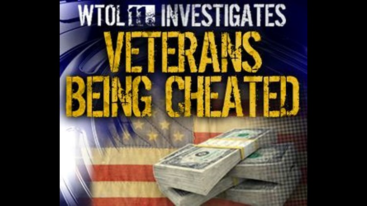 Veterans being cheated: A WTOL11 Investigation