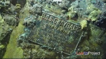 Efforts underway to find missing ships, submarines from WWII