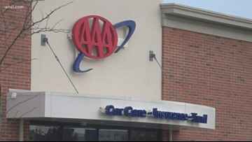AAA reminds drivers to be aware of roadside workers ahead of biggest travel day of the year