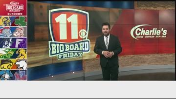 Big Board Friday Part 1 | Basketball - Week 1