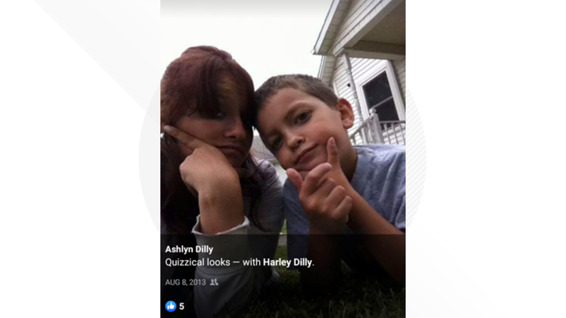 Harley Dilly, 14, found dead inside chimney in Port ...