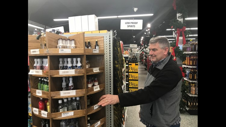 Holiday 'spirits' and everything in between at newly remodeled Joseph's Beverage Center*