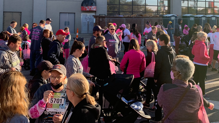 PHOTOS: 2021 Race for the Cure