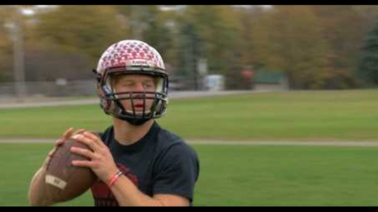 Athlete of the Week: Tanner Schroeder