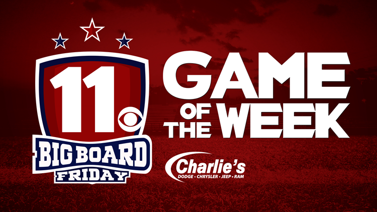 VOTE NOW for the Game of the Week!