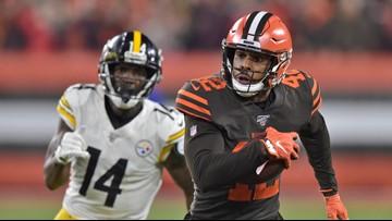 AP Source: Browns S Burnett has torn Achilles, season over
