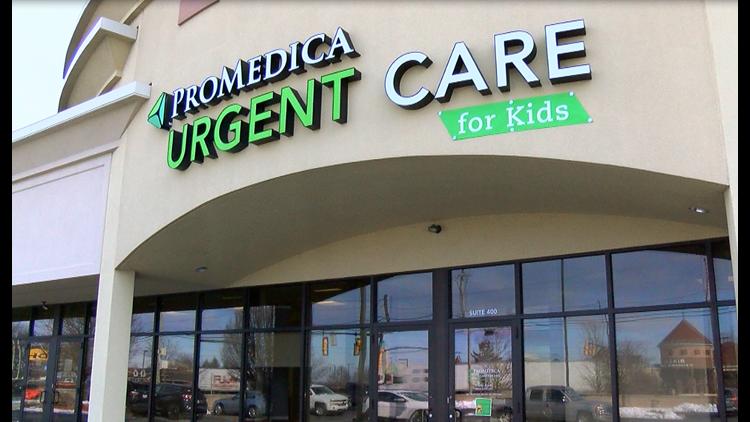 First northwest Ohio pediatric urgent care now open