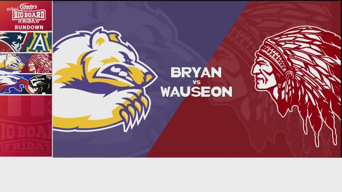 Big Board Friday Week 10: Bryan vs. Wauseon