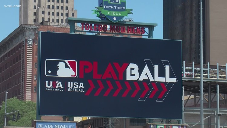 MLB, Mud Hens team up for First-ever 'Play Ball' event at Fifth Third Field