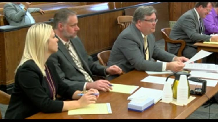 Jury selection begins in Heather Bogle murder trial   wtol com