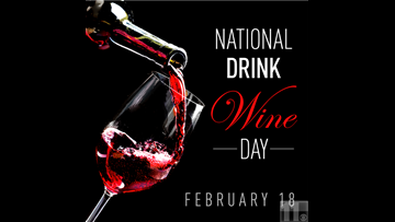 Image result for national drink wine day