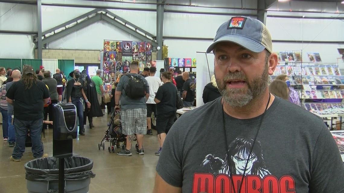 Ticket sales robust as pop culture fans return to Monroe Pop Fest