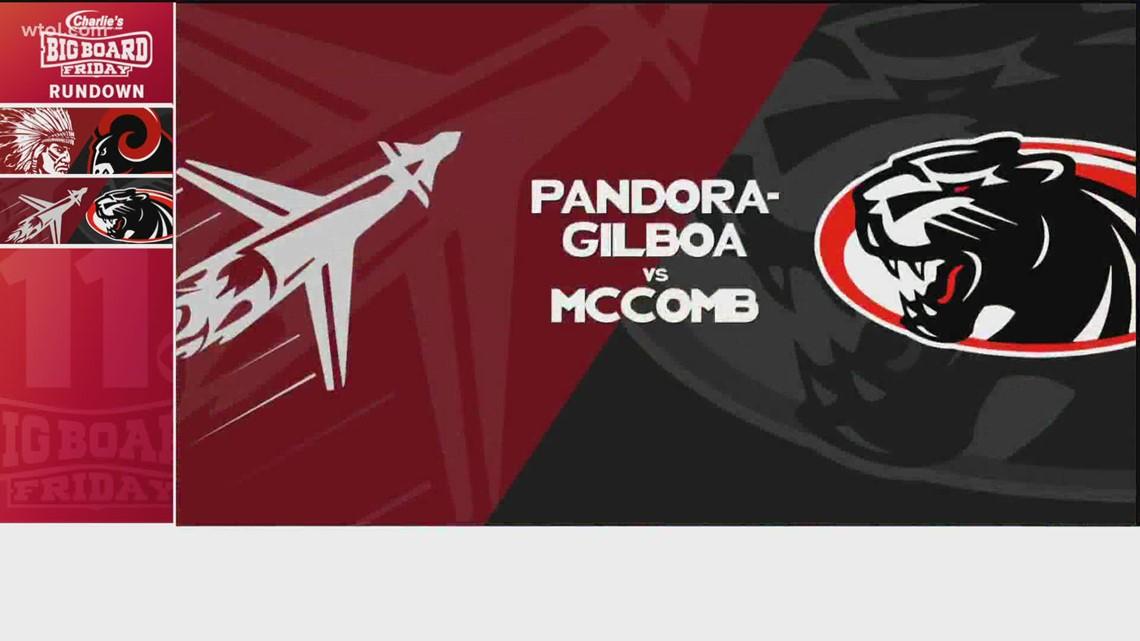 Big Board Friday Week 5: Pandora-Gilboa vs. McComb