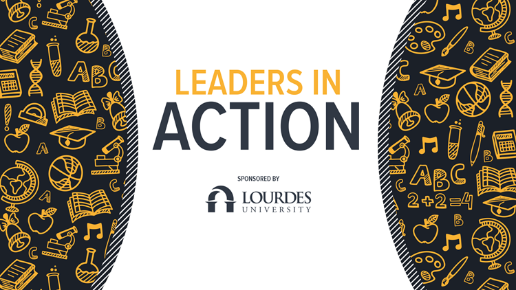 Know a great education leader or school helper? Nominate them for WTOL 11's Leaders in Action to honor their efforts