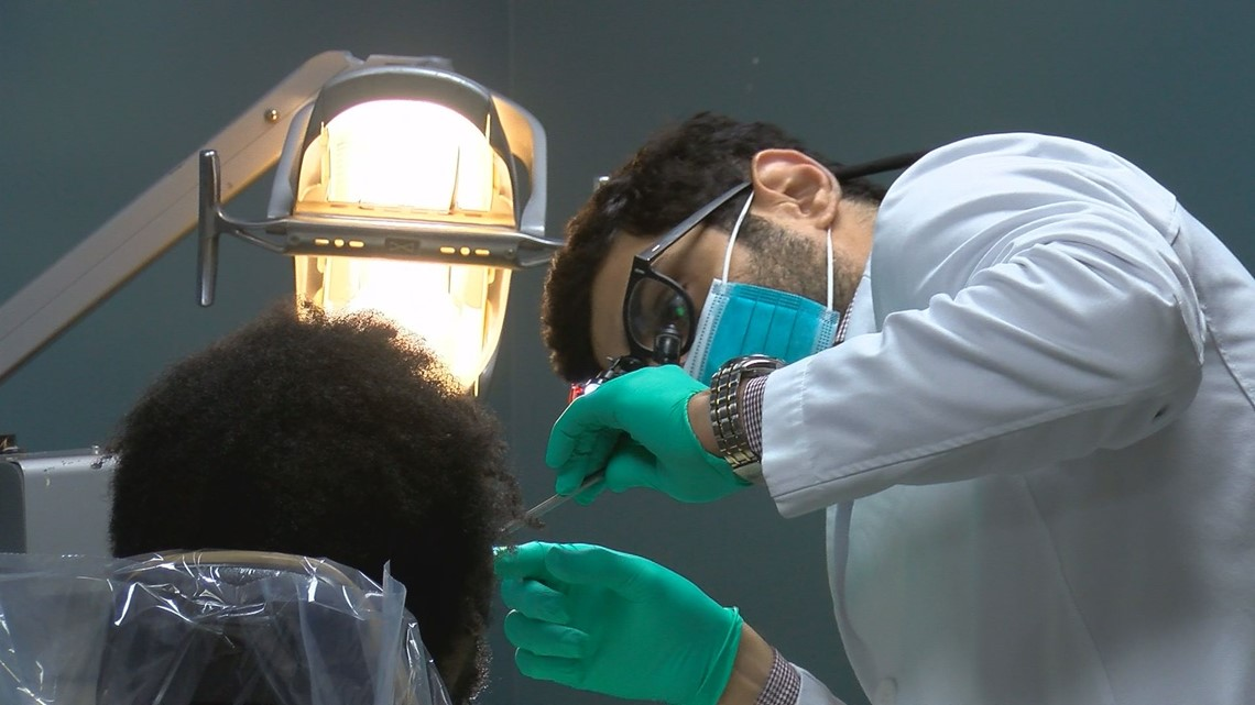 Holland clinic offers free dental and medical services to patients without insurance