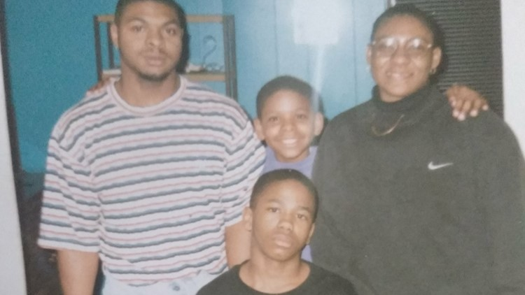 Maurice Purifie family