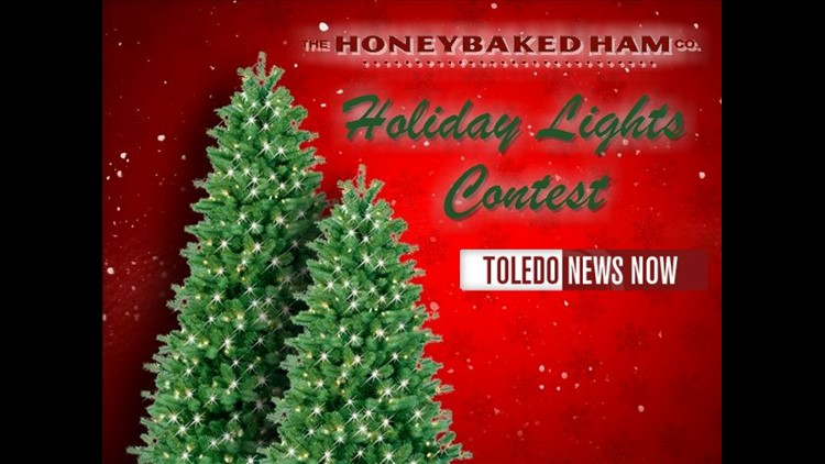 ENTER NOW: Honey Baked Ham Holiday Lights Contest