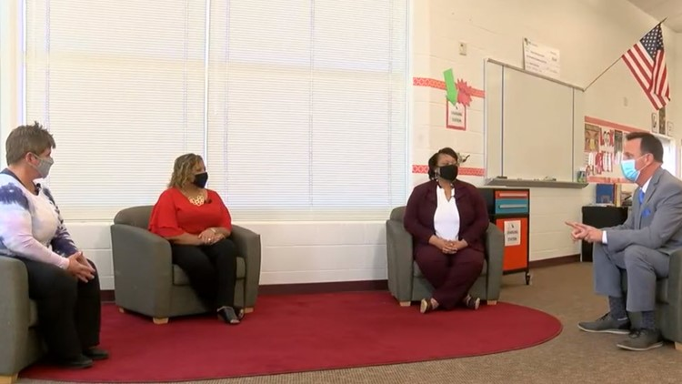 'I can see on our students' faces, they're exhausted' | Local school leaders discuss challenges ahead for staff, students amid pandemic learning