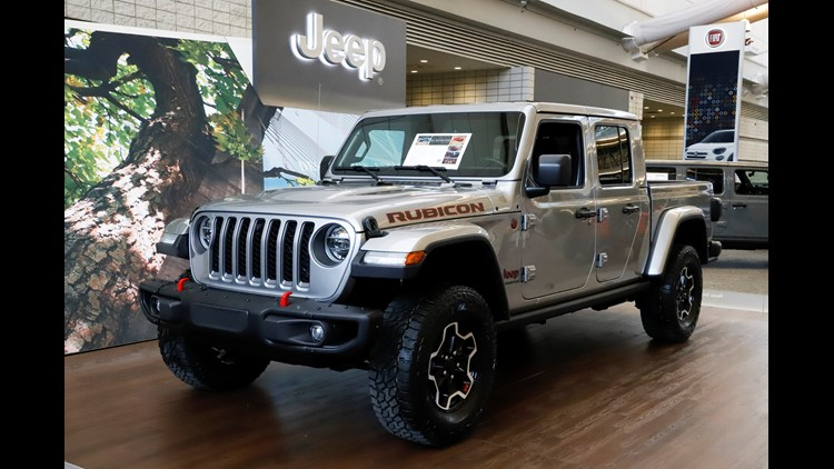 Limited Run All New 2020 Jeep Gladiator Launch Edition Sells Out In