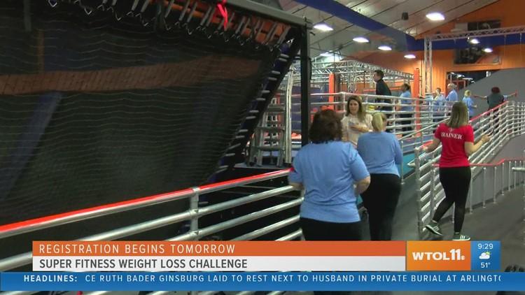 Registration begins Oct. 1 for Super Fitness Weight Loss Challenge