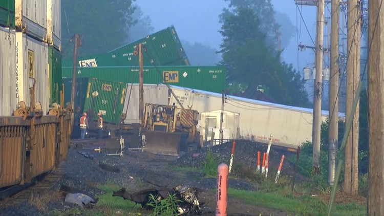 Authorities identify driver who caused train derailment in