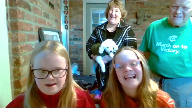 Waterville family highlights importance of acceptance and equality during National Down Syndrome Awareness Month