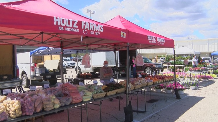 It's farmers market season! Bowling Green and Westgate kick-off weekly markets