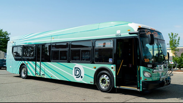 City of Detroit says fewer than 10% of DDOT buses operating