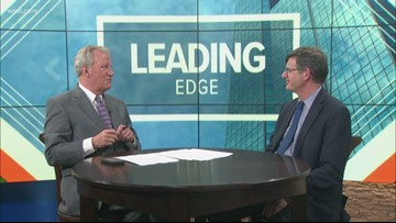 May 19: Leading Edge with Jerry Anderson - Guest Brian Kennedy