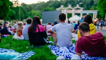 Free Movie Nights in the Park