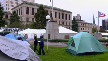 Toledo's 'Tent City' provides hope to the homeless