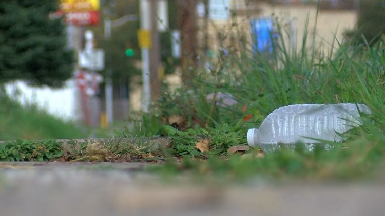 Owens psychology student launches Project Clean Toledo to clean up littering