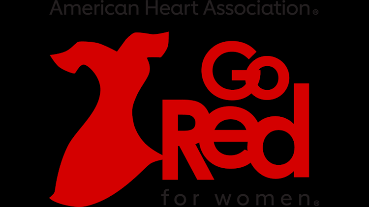 Go Red for Women (digitally) at annual luncheon to raise awareness and fight the No. 1 killer of women