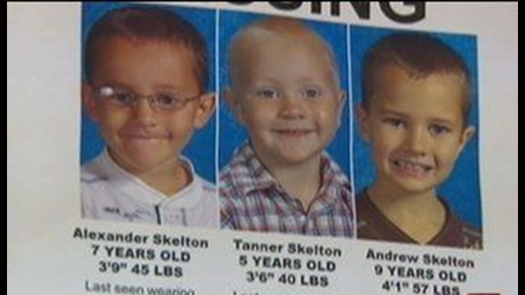 Morenci, MI continues search for missing Skelton boys