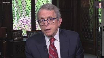 Ohio Gov. Mike DeWine talks restaurants, masks and 'Ohioans protecting Ohioans' health advisory