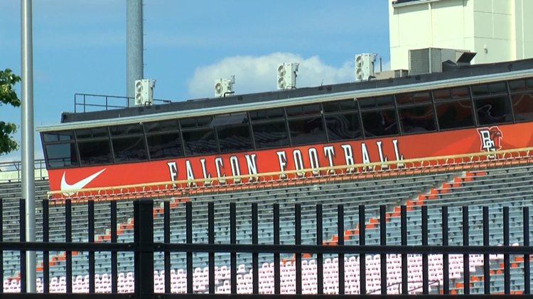 BGSU football to play at Ohio State in 2027