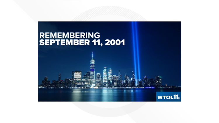 WATCH: WTOL 11 digital special remembers 9/11 through the eyes of local residents affected by the tragedy