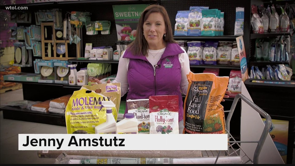 Nature's Corner offers tips on how to winterize your garden before cold weather sets in