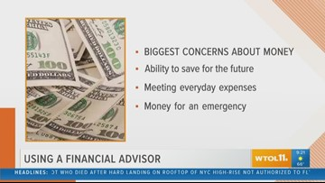 Stat Man: Using a financial adviser