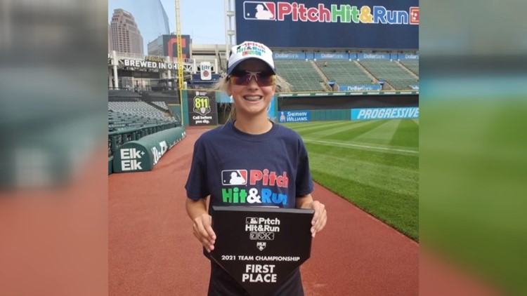Gibsonburg's Evarts heading to World Series for Pitch, Hit & Run competition