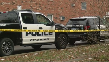 Michigan State Police: Suspect suffering life-threatening injuries following Monroe officer-involved shooting
