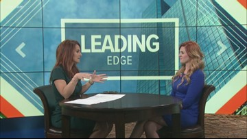 Leading Edge with Jerry Anderson - Guest Jessica Kozak