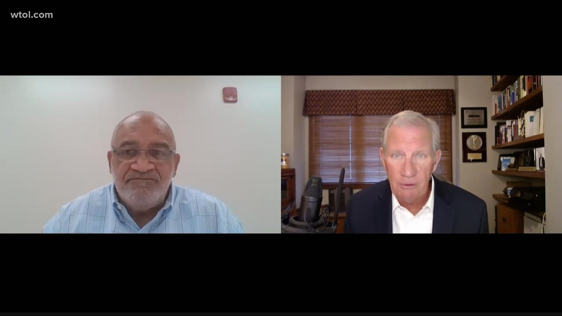Leading Edge September 5: David Fleetwood, Co-chair of Community  - Police relations and reform committee, Part two