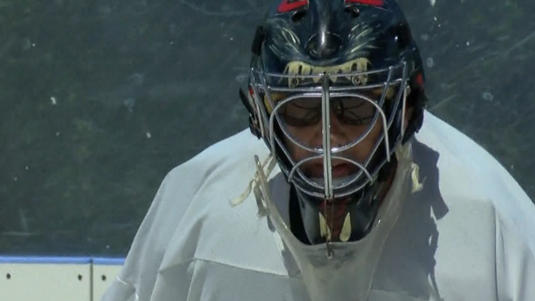 65 year old still excelling at roller hockey at Ottawa Park