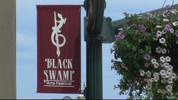 Final preparations underway for Black Swamp Arts Festival